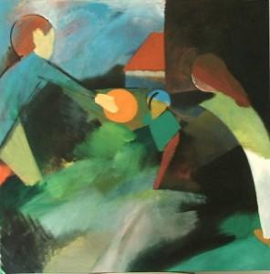 o.T. (190 x 200 cm) JPG